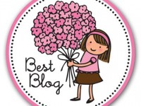 Mamá Nido: Premio BEST BLOG!