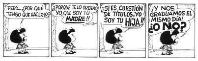 Mamá Mafalda