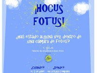 Hocus Fotus – Taller infantil de Sinergia Sostenible