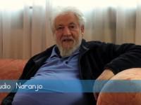 """Claudio Naranjo por un """"cambio de conciencia"""" en la educación."""