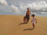 Viajar con niños. Entrevista a Cristina Silvente