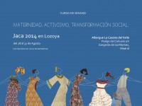 Curso de verano de Maternidad, activismo y transformación social