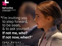 Discurso de Emma Watson para HeForShe
