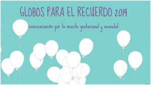 globos para el recuerdo