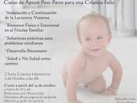 Curso de apoyo post-parto en Pamplona