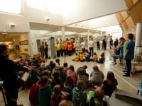 Óperas en los colegios finlandeses