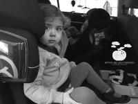Elegir silla infantil para el coche: babies on the road