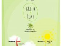"""GREEN&PLAY. """"I Jornadas de Educación en Arquitectura y Sostenibilidad para Niñ@s"""""""
