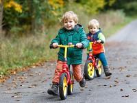 Al cole en bici