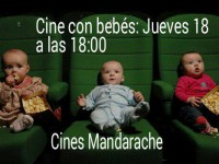 #cinebebé en Cartagena